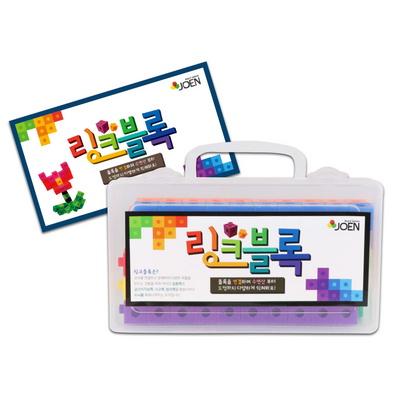 링크블록 100pcs - 도형&수학 활동교구 매쓰링크