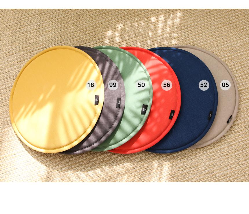 팝컬러 조지아18 논슬립 원형방석 37cmx37cm (6color)13,100원-패브릭포커스패브릭, 방석, 방석, 무지바보사랑팝컬러 조지아18 논슬립 원형방석 37cmx37cm (6color)13,100원-패브릭포커스패브릭, 방석, 방석, 무지바보사랑