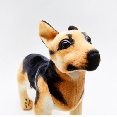 진짜같은리얼펫  강아지인형 세퍼트 44cm
