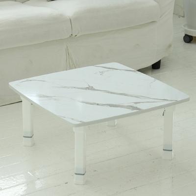 LPM 높이조절 라운드 접이식테이블 심플600