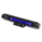 사생활 침해보호 광센서 LED 차량용 주차알림판