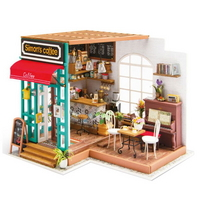 DIY 미니어쳐 하우스만들기-DG109_커피숍