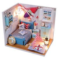 DIY 미니어쳐 하우스만들기-M010_카누 휴양지