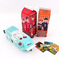 하이큐 밀크 우유팩 파우치-멀티케이스,봉제필통,단체선물