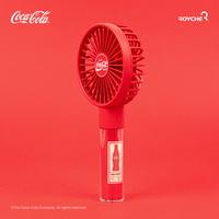 코카콜라 휴대용 미니 핸디팬 선풍기 미니선풍기