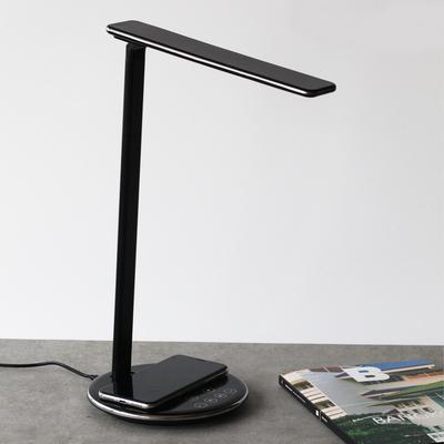 고속 무선충전 가능 터치램프 LED스탠드 WC-LAMP