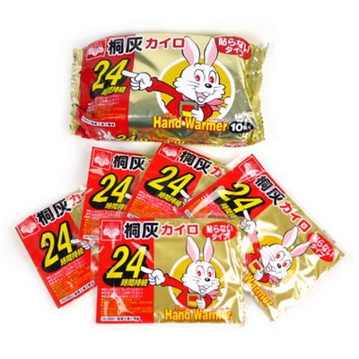 일본내수정품 고바야시 하루 손난로(10매입)