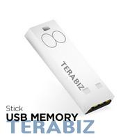 USB 메모리 스틱 8G 화이트 USB2.0 빠른속도 빠른인식