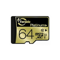 테라비즈 마이크로SD카드 64GB TLC_CLASS10_UHS-1