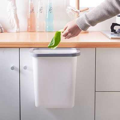 거치형 다용도 음식물 쓰레기통
