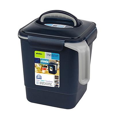 클라비아 음식물 쓰레기통 4.5L