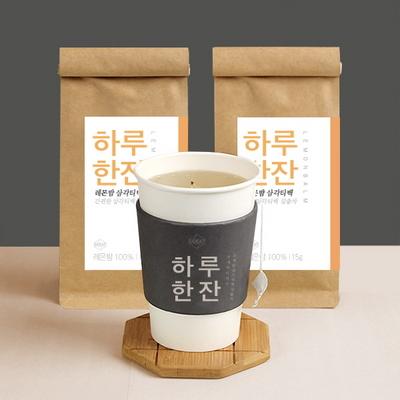 하루한잔 레몬밤 삼각 티백 15티백