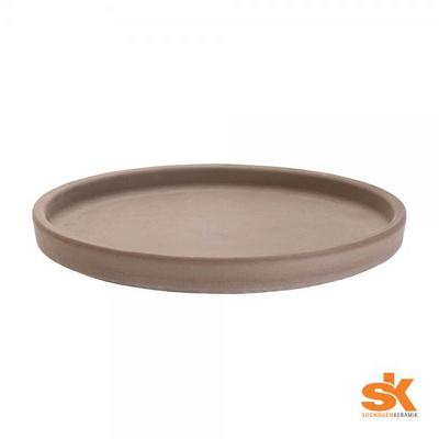 테라코타 독일토분 화분받침대 라운드 소서(28cm)