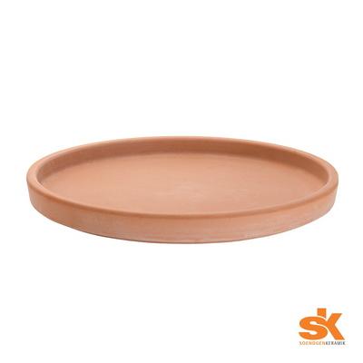 테라코타 독일토분 화분받침대 라운드 소서(21cm)