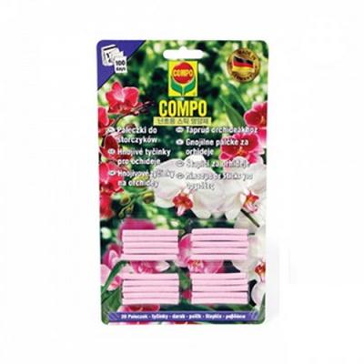 [콤포] 다용도 난초용 스틱형 식물영양제(20개입)