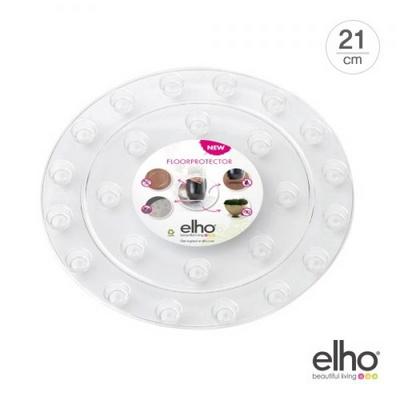 [엘호 elho] 플로어 프로텍터 라운드 다용도 원형 화분받침대(21cm)