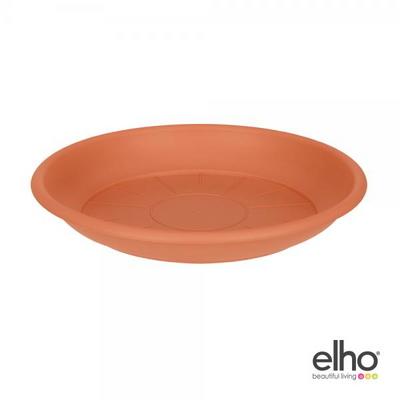 [엘호 elho] 소서 라운드 플라스틱 화분받침대(11cm)