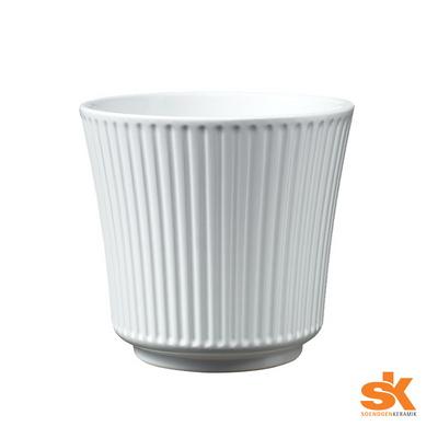 [S.K Since 1893] 독일 명품 도자기화분 미니화분 델피(14cm)