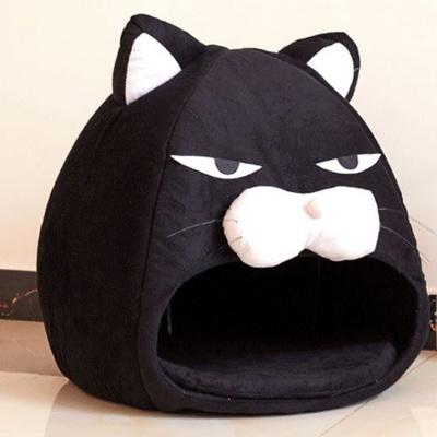 탁펫 블랙켓 고양이집