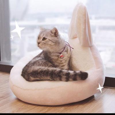 탁펫 레빗 애완동물 방석