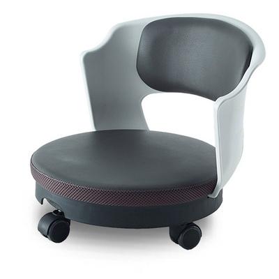 케일 바퀴형 좌식 의자