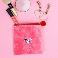 Soft Pouch _ Pinku