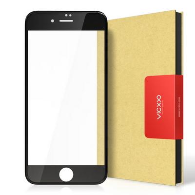 아이폰6 4D 풀커버 강화유리 액정보호 필름 블랙