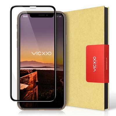 아이폰XS 맥스 4D 풀커버 강화유리 액정보호 필름