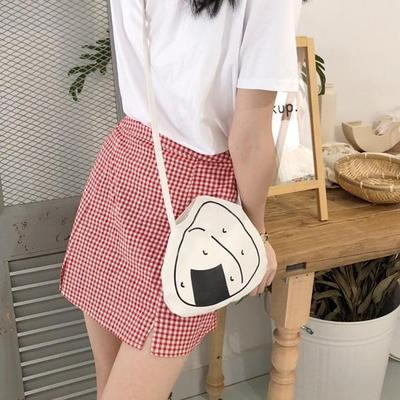 삼김 여성 에코백 데일리 캔버스백 손가방 미니가방