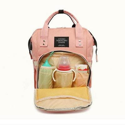 스테싱 여성 백팩 여행가방 학생가방 캔버스 수납가방