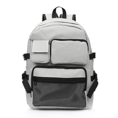 마일드 수납가방 백팩 여행가방 학생가방 캔버스 배낭