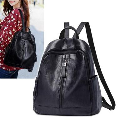 신디 여성 백팩 학생가방 데일리 가방 지퍼가방