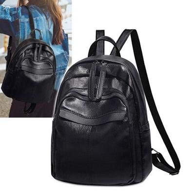 플랩 여성 백팩 여행가방 학생가방 데일리 가방