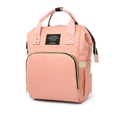 스테시 여성 백팩 여행가방 학생가방 캔버스 수납가방