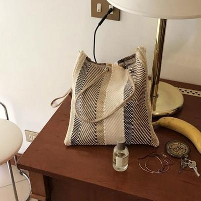 렐리 여성 라탄백 왕골가방 숄더백 여름가방