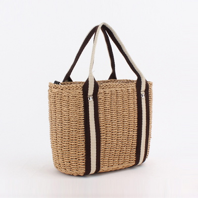 하주 라탄 왕골 숄더백 여름가방