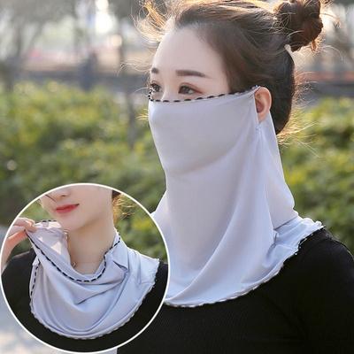 로드리 여름 자외선 햇빛 차단 쿨링 얼굴커버 마스크