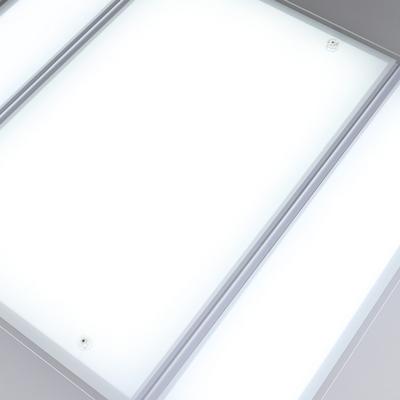 LED거실등 뉴실크강화유리 100w