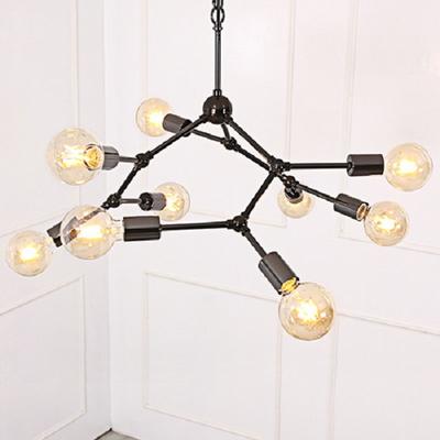 팬던트 그레이스9등 LED조명