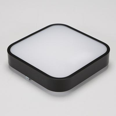 사각 LED직부등 블랙콤비 15w 주광