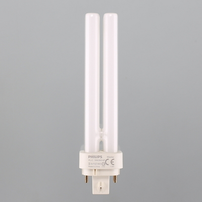 PL램프 필립스 18w 4p 주광색 주백색 전구색