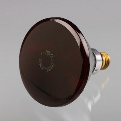 열구 필립스적외선램프 150w IR 램프 열전구