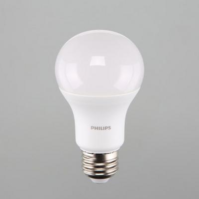 LED램프 필립스9W 듀얼램프 주광색 전구색 점등