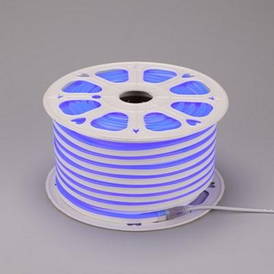 LED 네온플렉스 청색 M단위 네온싸인