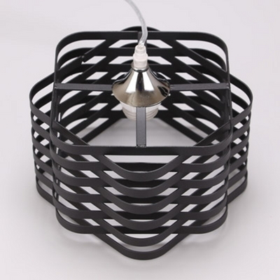 팬던트 스파이더 흑색 식탁등