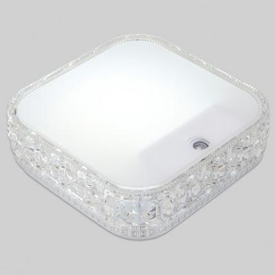 LED사각센서등 아크릴프라임12w 삼성칩