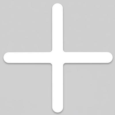 PL등기구 LED십자 55W KC제품 주광색