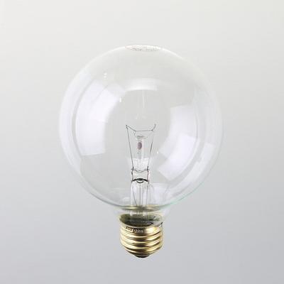 볼램프 볼구 볼전구 G95 40W 일광 투명