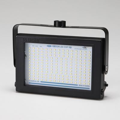 led투광등 ss라이트 50w 노출형 주광색 블랙