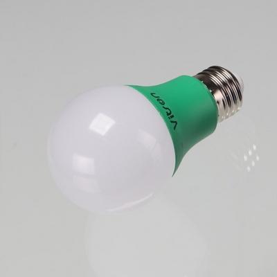 LED 벌브(칼라) W E26 A60 3W 그린 비츠온